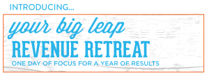 Big Leap Revenue Retreat