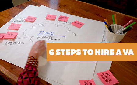 6 Steps to Hire a Virtual Assistant for Your Online Business