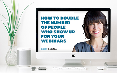 How to Double the Number of People Who Attend Your Webinars