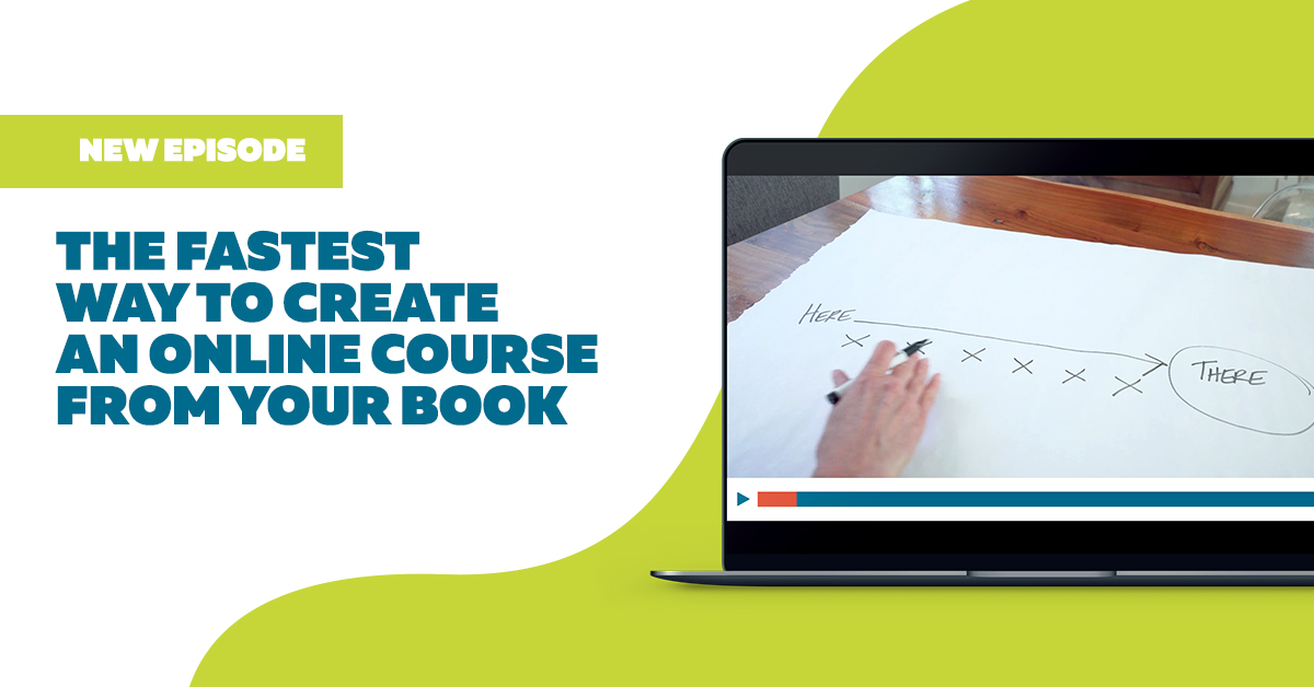 The Fastest Way to Create an Online Course From Your Book