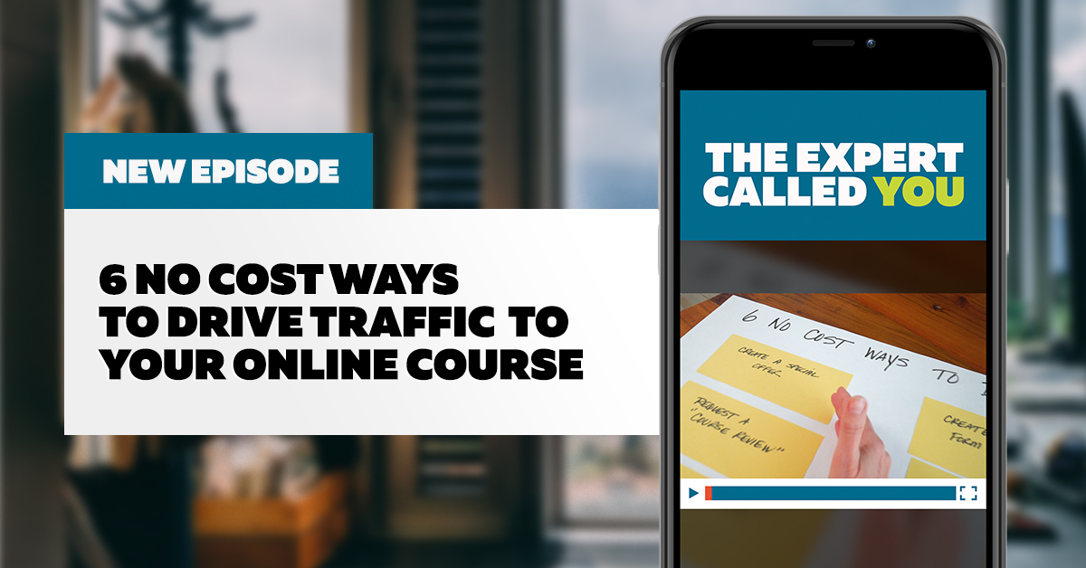 6 No-Cost Ways to Promote Your Course Before You Launch